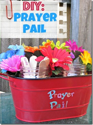 prayer pail