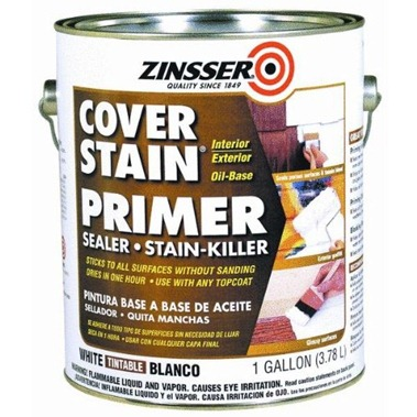zinsser oil