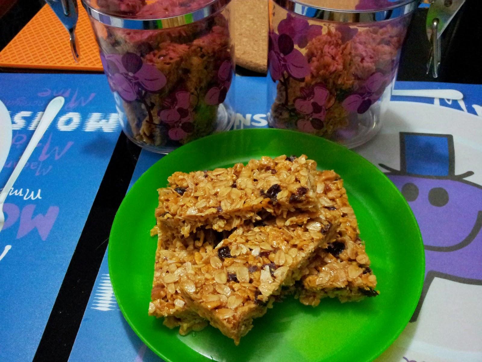Fogyás granola rúd, Granola, az egészséges reggeli - receptekkel