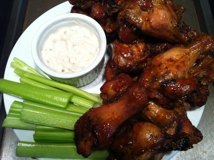 Chicken Wing Drummettes Recipe