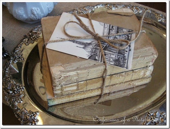 CONFESSIONS OF A PLATE ADDICT Vintage Book Bundle