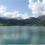 Lungerersee in türkis