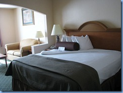 8528 Best Western PLUS Rocket City Inn and Suites, Huntsville, Alabama - our room