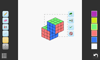 Screenshot of IsoPix - Pixel Art Editor