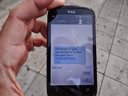 24. SMS - Blacklane Limouzine.JPG