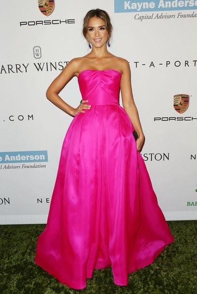 Jessica Alba attends the Second Annual Baby2Baby Gala
