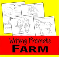Farm Writing Prompts