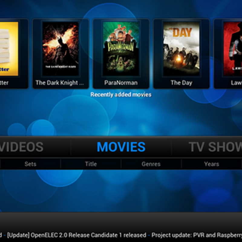 OpenELEC is a Linux-based embedded operating system built specifically to run XBMC, the open source entertainment media hub.