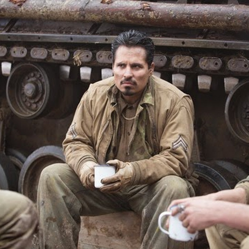 "This Week's #1 at the Box-Office - ""Fury"" Pits 5 Men Against 300"
