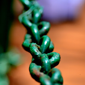 Chain by Vipin Pachat - Artistic Objects Other Objects