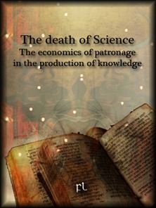 The Death of Science Cover
