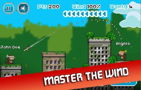 City Monkey: Pixel Artillery Screenshot 12