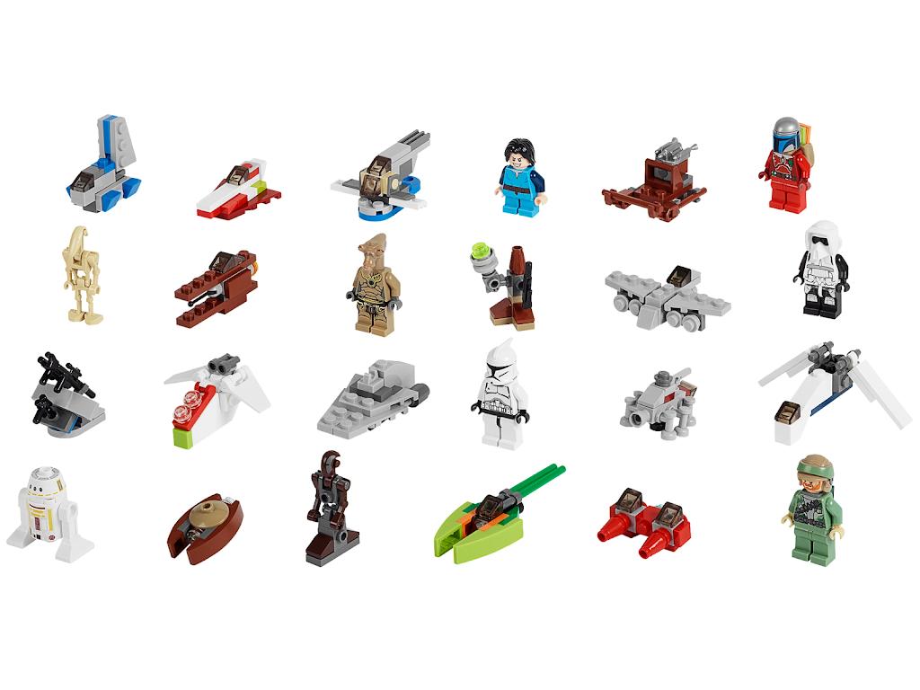 Calendrier De L Avent Lego City 2020.Bricker Construit Par Lego 75023 Calendrier De L Avent