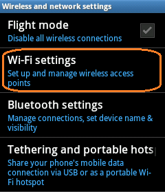 How to use Static IP address at Android Phones - UnlockForUs