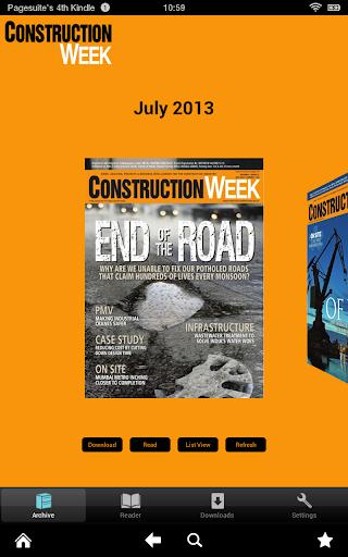 Construction Week India