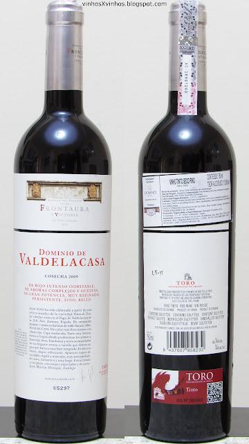 Dominio de Valdelacasa Cosecha