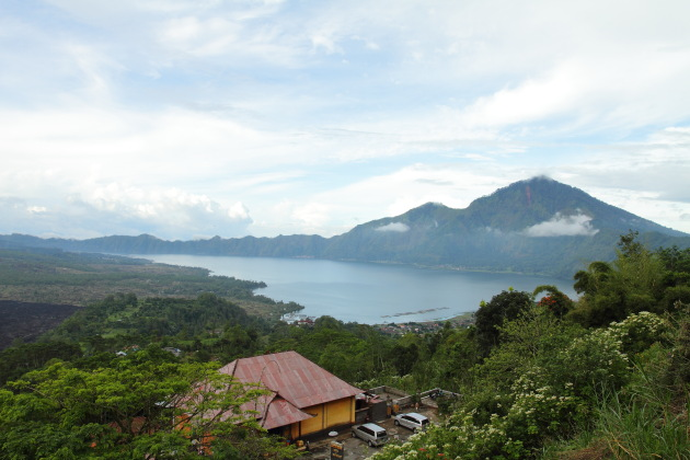 Batur Lake of Kintamani, Indonesia