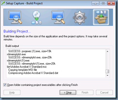 Terence Luk: ThinApp Adobe Acrobat X Standard with VMware