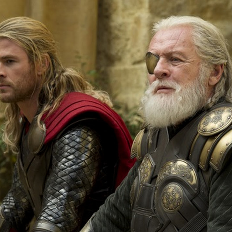 """Thor: The Dark World"" Hammers Into IMAX 3D Starting Oct 30"