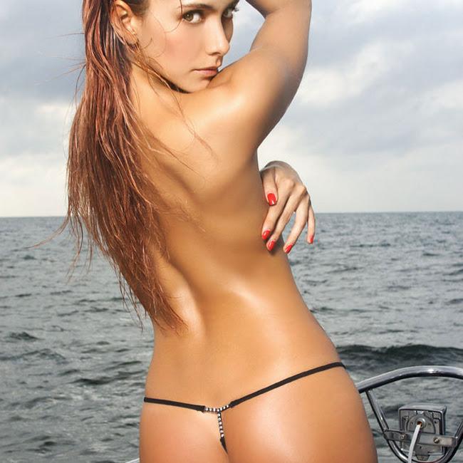 Andrea Lopez Desnuda Revista SoHo Foto 7