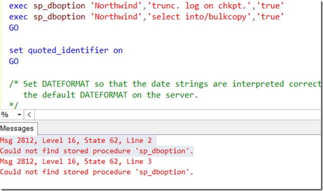 SQL Server 2012 Sample database   SQL Panda