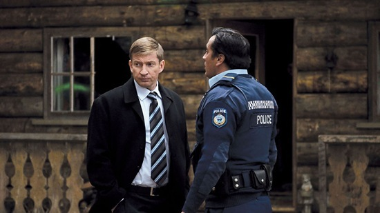 David Wenham is Detective Al Parker BBC Top of the Lake