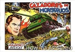 P00011 - Cazadores de Monstruos v1