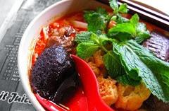 curry mee - Cibo di Strada Penang