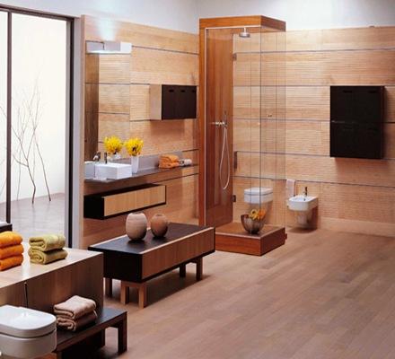 baños-madera