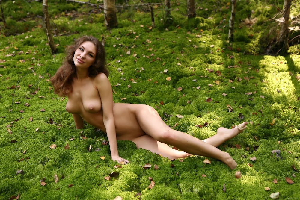 [Eroticbeauty] Galina A - Jungle Girl