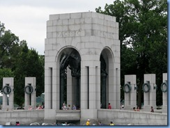 1423 Washington, DC - WWll Memorial