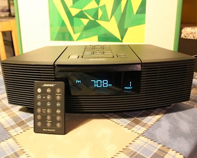 bose wave radio cd awrc2g mit fernbedienung wie neu. Black Bedroom Furniture Sets. Home Design Ideas
