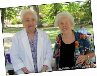 Peg (Weber) Stull and Ruth (Weber) Weber --  Two Great Aunts