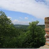 Ausblick von Burg Falkenstein