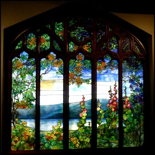 02g3 - Corning Glass Museum - Stained Glass