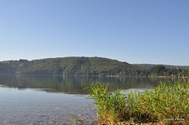 Lac d'Issarlès photo #482