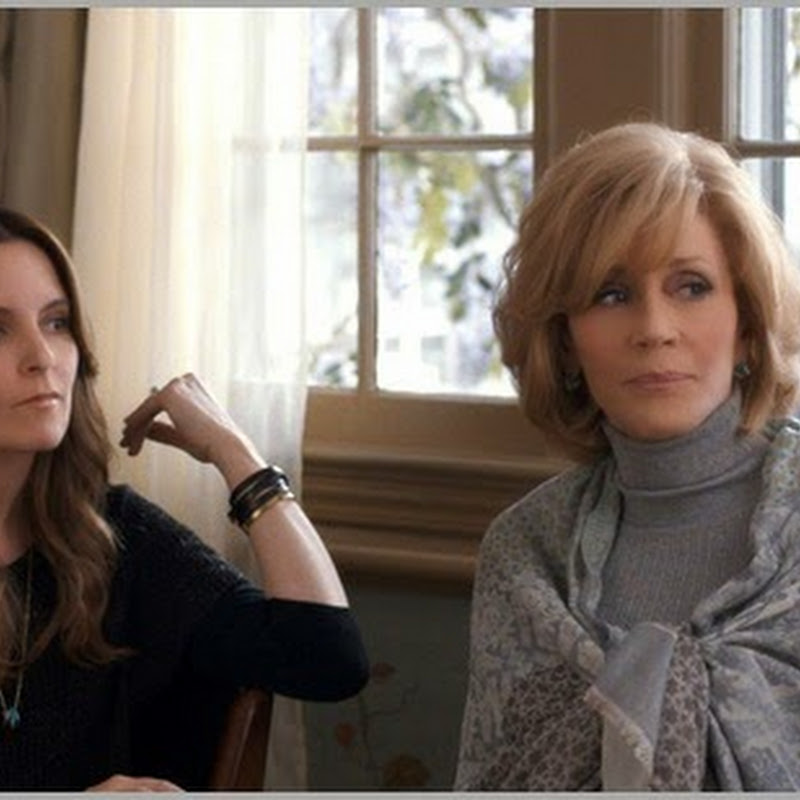 "Jane Fonda, an Over-Sharing Mother in ""This is Where I Leave You"""