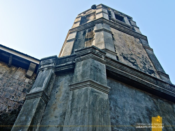 Bolinao Church Belfry in Pangasinan