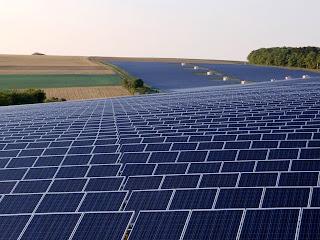 Energie et developpement - centrale solaire photovoltaïque en Bavière