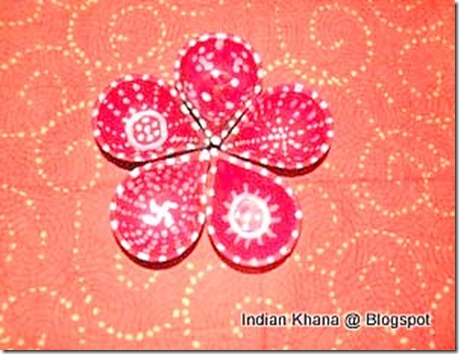DIY Diwali Diya Lamps Ideas
