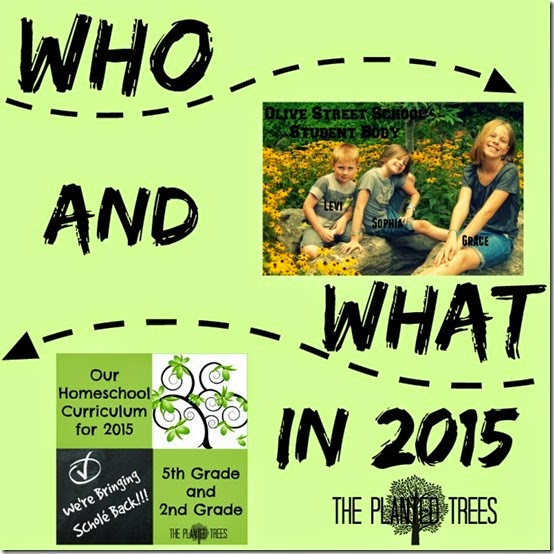 Who and What in 2015