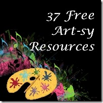 37 free artsy resources-001