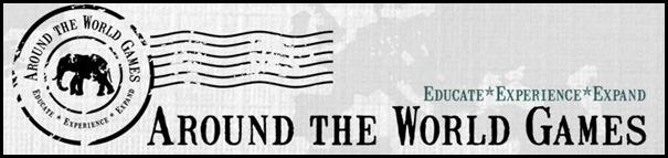 Around the World Games Banner