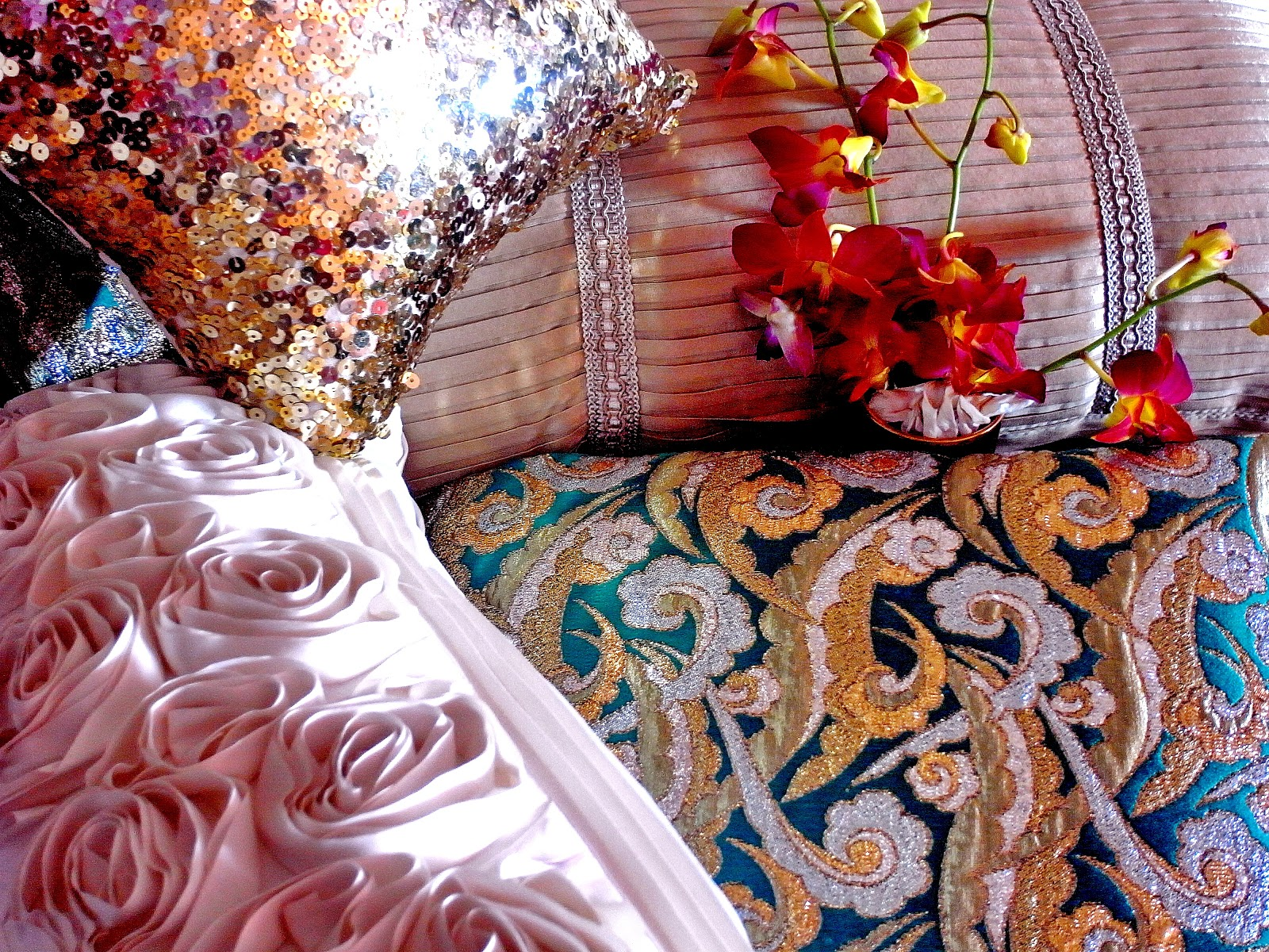 Paisley Curtains For Dining Room