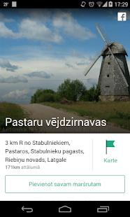 Letonika Ceļo - screenshot thumbnail