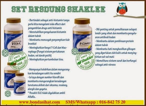 vitamin shaklee bagus untuk kesihatan_3