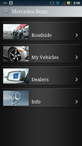 Mercedes-Benz Roadside