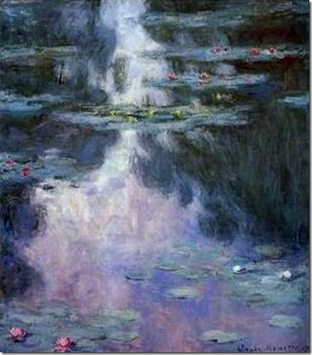 nuferi-claude monet
