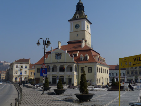 Brand turistic Romania: Brasov