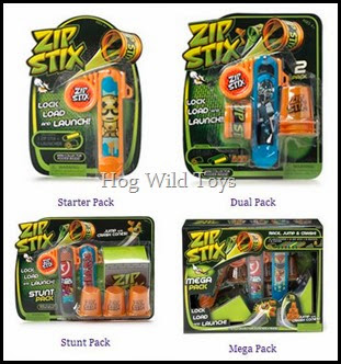 ZipStix Products